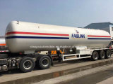 Prix de camion-citerne de gaz de m3 de Cbm de la remorque 50 de réservoir d'ASME LPG