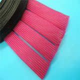 Anti-abrasive Polyester Monofilament Fart Braided Expandable Cables Sleeve Protection