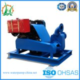 De landbouw Pomp van de Dieselmotor van de Levering van het Water Self-Priming