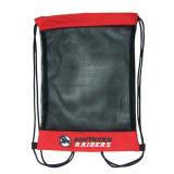 sac de cordon de sac à gymnastique de sac de gymnastique d'épaule du polyester 600d