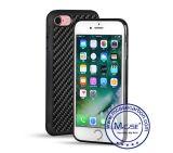 China moda fabricación profesional de PC de TPU y fibra de carbono teléfono caso para el iPhone 7 Comercio al por mayor 2016