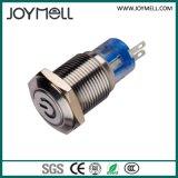 Ce Electric 6V 12V 24V 48V 110V 220V Pulsador Acero