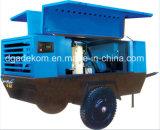 Construcción móvil de alta presión portátil compresor eléctrico (PUE 110-10)
