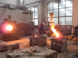 Bomba Part 304 Material Sand Casting Pickling and Solid Solution