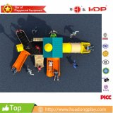 2015 de modieuze Apparatuur HD15A-122D van de Speelplaats van Kinderen Openlucht