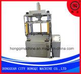 Máquina de corte de papel da imprensa hidráulica
