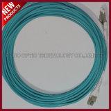 кабели шнура заплаты OFNP 2.0mm LC двухшпиндельные OM3 мультимодные Uniboot