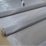 Acoplamiento de alambre de acero inoxidable del artículo 304 del estándar de ISO 1 micrón