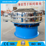 Arena Máquina de pantalla de vibración circular de acero al carbono