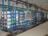 Pianta del sistema di desalificazione dell'acqua di pozzo di osmosi d'inversione