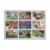 Пластичной Multi домашней рамка фотоего изображения украшения установленная стеной
