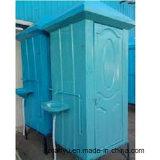 Toalete portátil móvel ao ar livre móvel