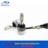 1개의 LED 차 램프 72W 9005 Hb3 S2 LED 헤드라이트 전구 8000lm에서 모두를 점화하는 LED