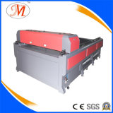 Cortadora del laser de la Grande-Talla para la industria de ropa (JM-1325H-CCD)