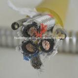 Heavy Duty général l'exploitation minière en caoutchouc câble traînant Câble d'alimentation portable