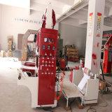 Petite machine d'impression bon marché de Flexo pour le roulis en plastique de Pape