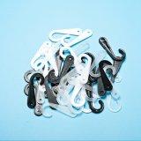 Petits crochets d'emballage en plastique avec forme en J (SH001J1-2)