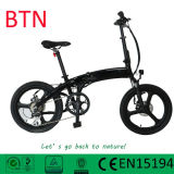 Зеленый электрический Bike /36V 350W города складывая Ebike/E-Bike миниой складчатости электрический