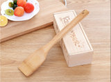 [إك-فريندلي] أداة مائدة خيزرانيّ أرزّ مجرفة خشبيّة أرزّ مجرفة