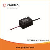 12W Adaptador de corriente LED resistente al agua con Ce