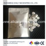 Reißverschluss-Beutel-Verpackungs-magische Münzen-Abschminktuch-komprimierte Tablette