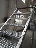 Scala dell'impalcatura di HDG Cuplock per costruzione