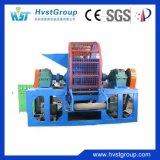 普及したタイヤの打抜き機またはタイヤのシュレッダー機械