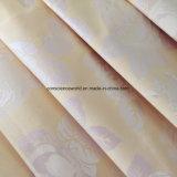 Poliéster / Algodão 50/50 140GSM Pearl Powder impresso para baixo-prova de tecido para casa Textile