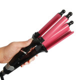 Ufree Hot Selling Hair Curler Three Barreles Roller Cheveux