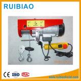 Élévateur électrique électrique de câble métallique d'élévateur à chaînes