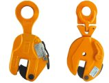 Placa de aço Vertical Lifting Clamp / Hardware Plate Lifting Clamp / Horizontal Lifting Stand Clamp