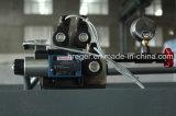 Pressione a máquina de dobra de placa de freio / hidráulica / dobrador de placa hidráulica CNC