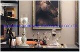 Luxuxglaskerze-Halterung, Dekoration-Kerze-Halterung