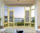 Селитебные алюминиевые изготовления окна тента