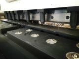 Macchina di taglio idraulica per tosare l'acciaio dolce Sheetl (QH12Y-12*3200) di 12mm