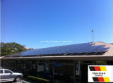 Qualité allemande solaire en verre du module 260W des EA Dobule picovolte poly