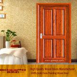 Составная дверь MDF деревянная нутряная (GSP6-012)