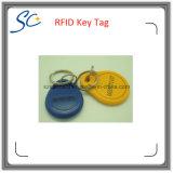 125kHz Druck-RFID Nähe Keyfobs Marke für Zugriffssteuerung