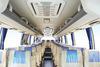 Het Voertuig Slk6972A van de Bus van de Luxe van de Passagier van Medsize (41+1+1 Zetels)