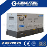 generador eléctrico diesel industrial 150kw con el motor de Weichai Deutz