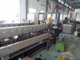 O plástico perla os grânulo plásticos de Biodegrabale que fazem a máquina para fazer grânulo