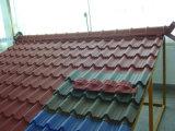 Parete d'acciaio galvanizzata Gl grigia del tetto di bianco