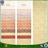 Tela cubierta franco impermeable tejida del apagón de la tela del poliester para la cortina del telar jacquar y la cubierta de la silla