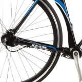 26 polegadas Shaft Drive Road Bike com Flat Handlebar / High Quality Road Bicycle Brand