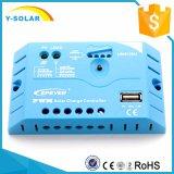 Mini contrôleur USB-5V/1.2A Ls0512EU de charge de la batterie du panneau solaire 5A-12V