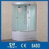 2017 cabines élevées commandées par ordinateur de luxe de douche de plateau