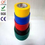 Nastro elettrico colorato dell'isolamento del PVC di buona qualità