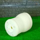Godet à glace en plastique Godet à glace LED Wine Cantainer