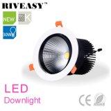 30W aluminio LED Downlight con el proyector de Ce&RoHS LED