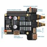 X5000 комплект системной платы расширения для малины Pi 1 модели B+/ 2 модели B / 3 Модель B